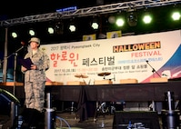 Osan Air Base, 51st Fighter Wing, Halloween Festival, Republic of Korea
