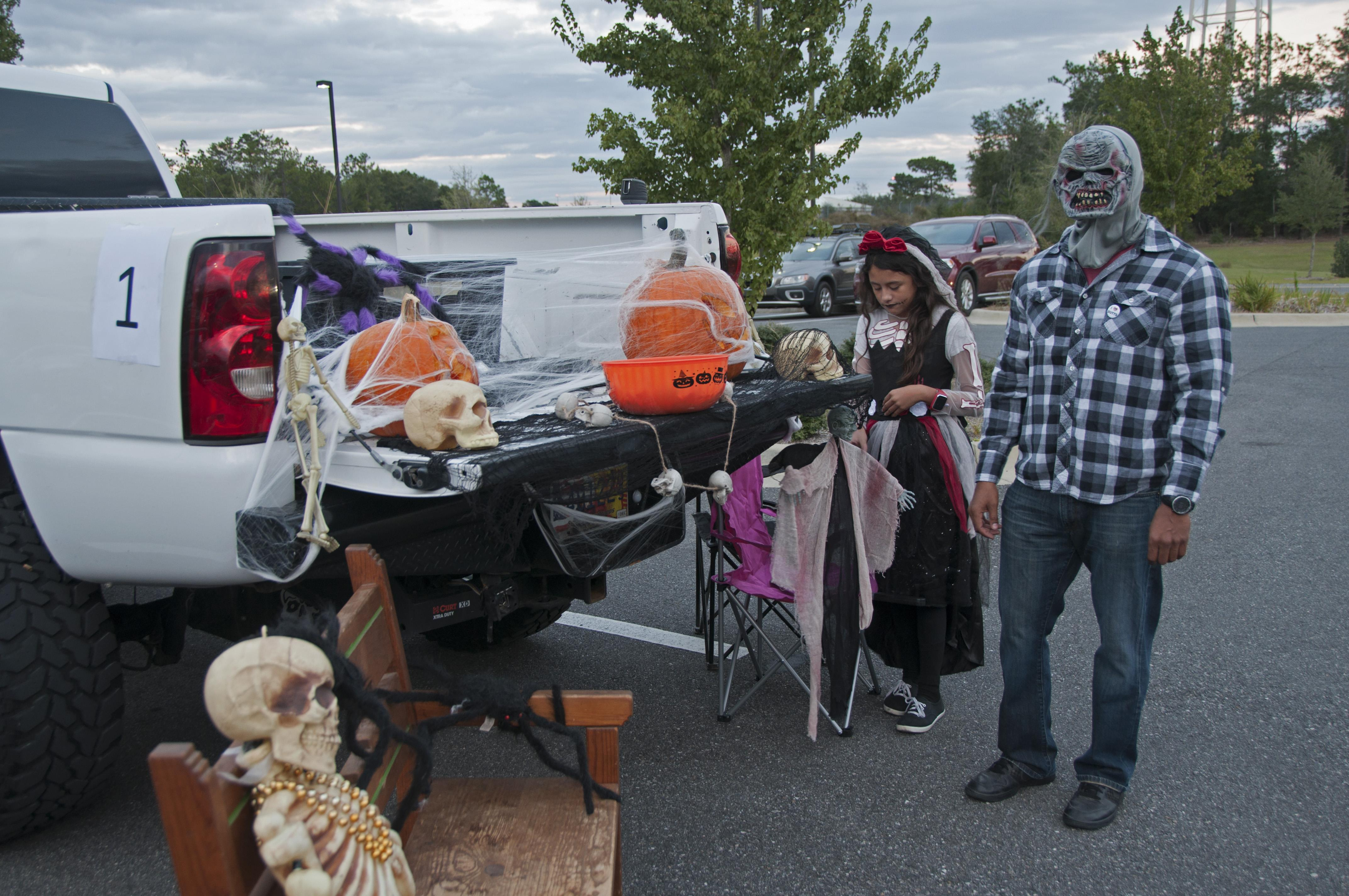 good Decorate Truck Bed Halloween Part - 2: 919th Special Operations Wing