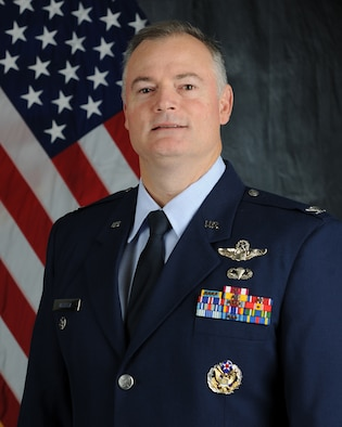 Col. Matthew Villella, official biography photo