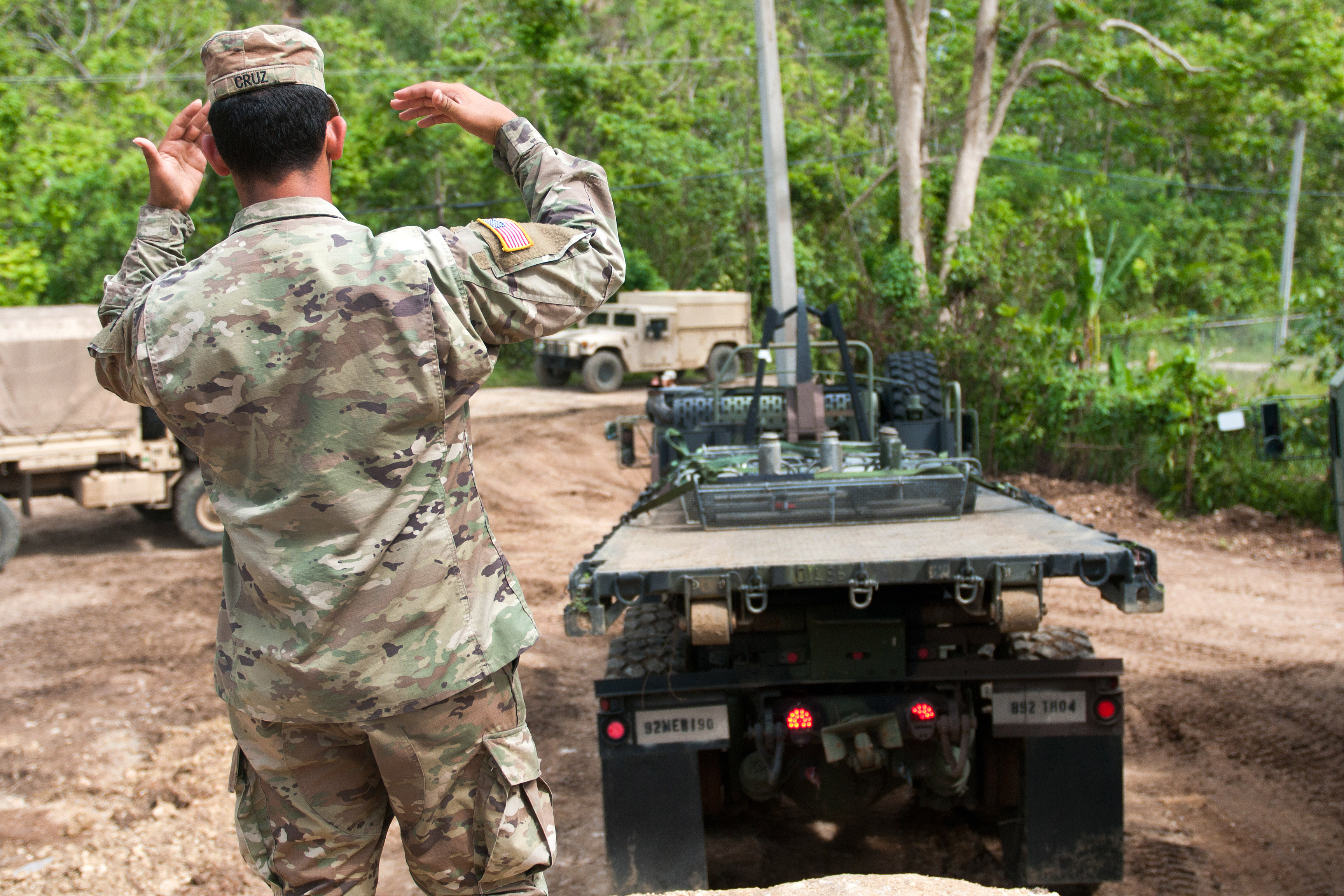 importance of ground guides for trucks for the army For survey research has confirmed that employment plays a key role in  americans' perceptions of personal well-being  do you know about the food  trucks.