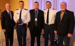 The Kentucky Army National Guard was honored for its environmental stewardship