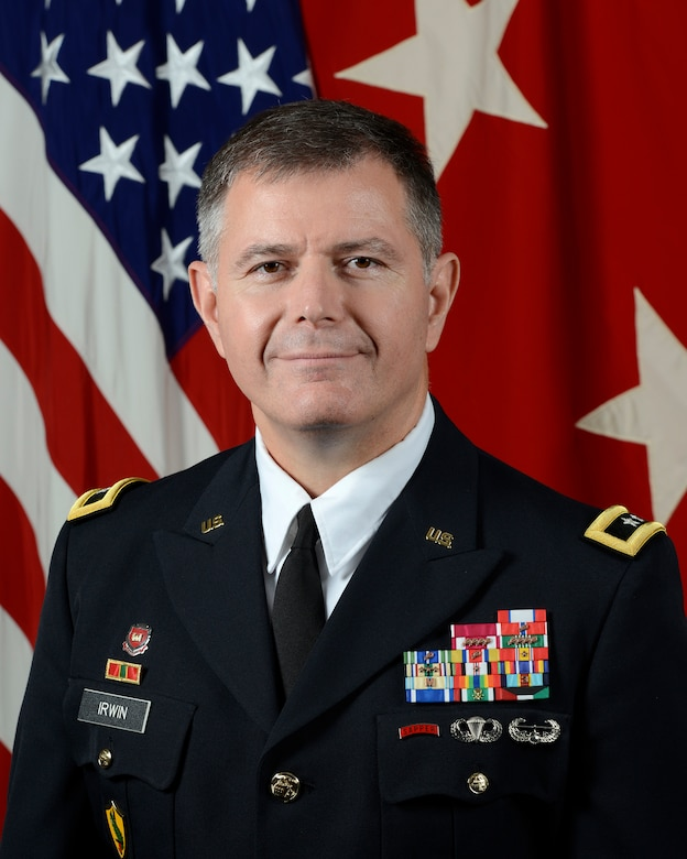 Major General Lewis G. Irwin