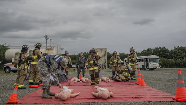 Bilateral emergency exercise