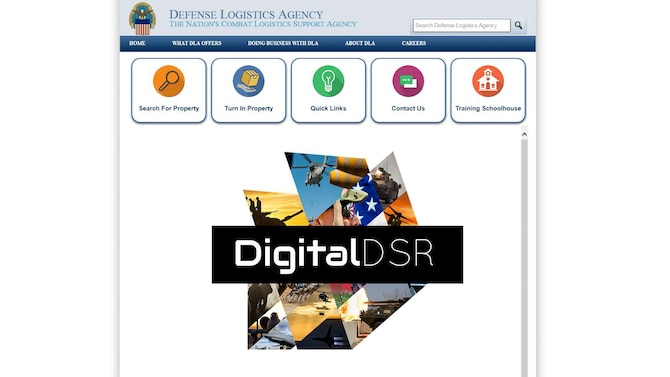 The Digital Disposal Service Representative website – http://www.dla.mil/DDSR/ -- hosts a database of available items across government agencies, and Department of Defense personnel usually have first pick. It also spells out how to properly turn in items, including how to fill out paperwork for even the most specific items.
