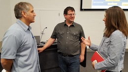 Cold Regions lab hosts National Center for Atmospheric Research seminar