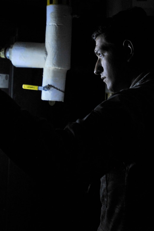 HVAC Airmen install, maintain and operate HVAC systems and equipment.