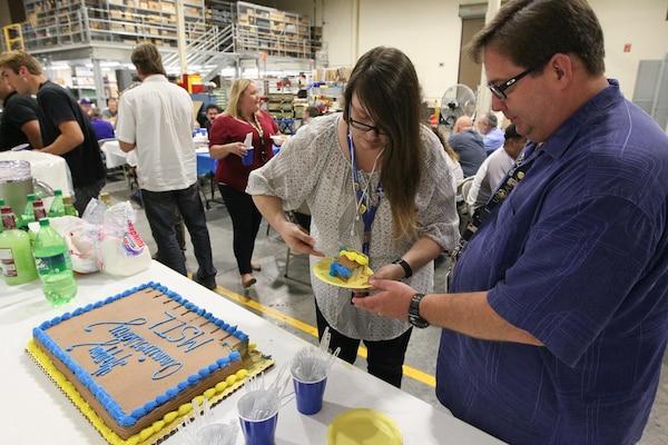 NSWC Corona Measurement Science Lab Celebrates 15 years