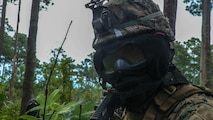 he Marines are with Echo Company, 2nd Battalion, 8th Marine Regiment.