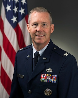 Official Photo Col Douglas Martin