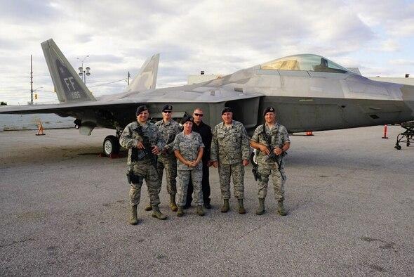 SFS aid Canadian air show