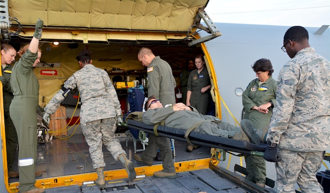 507th enables lifesaving medical evacuation training