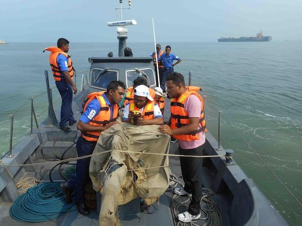 U.S., Sri Lanka partner to increase oil spill preparedness