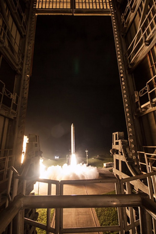 ORS-5 Launch