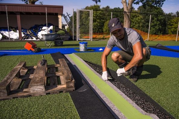 Falcon Field receives a home-run renovation