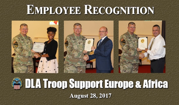 Troop Support commander addresses workforce in Germany