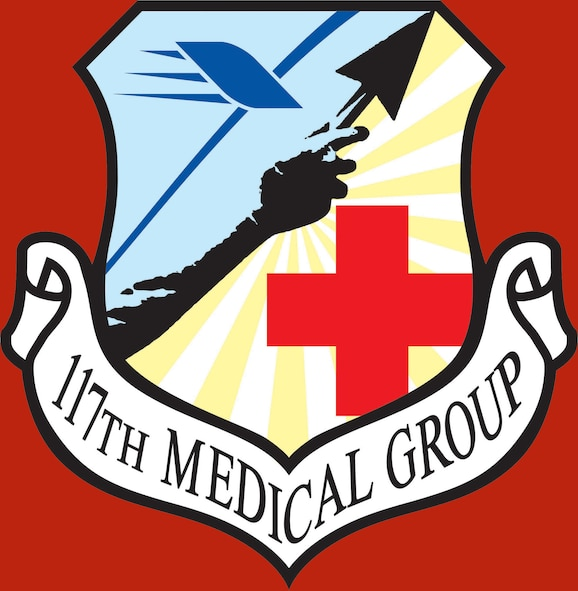 117th Medical Group Patch