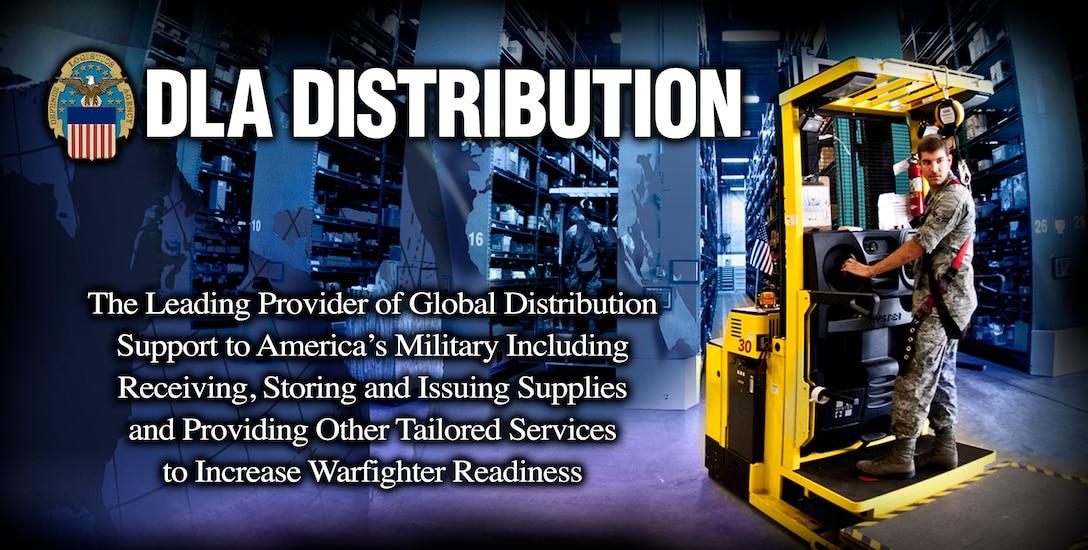 DLA Distribution
