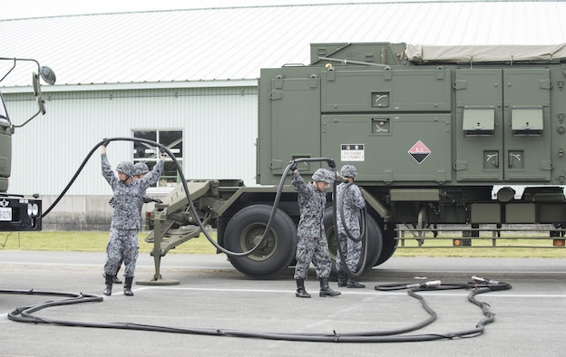 PAC-3 missiles prep Misawa for North Korea strike