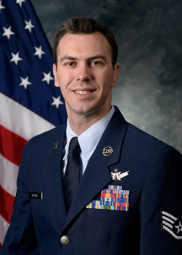 Staff Sgt. Michael Myers, 7th Space Operations Squadron, was nominated by Air Force Reserve Command for the 2017 Lance P. Sijan award