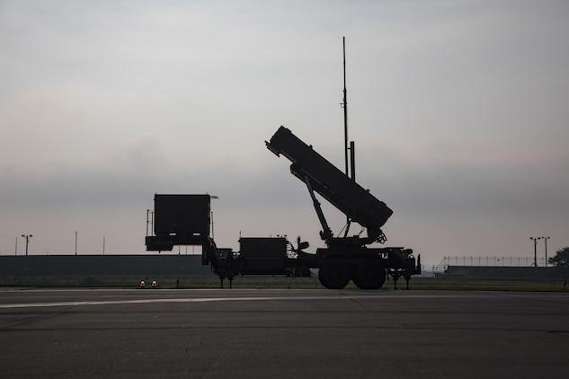 Japan Air Self-Defense Force Conducts Patriot Advanced Capability training at Marine Corps Air Station Iwakuni