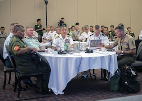 Indo-Asia-Pacific military leaders' conference enhances security in the region