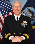 Rear Admiral Fred Pyle