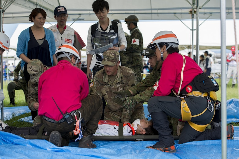 Big Rescue Kanagawa Disaster Prevention Drill