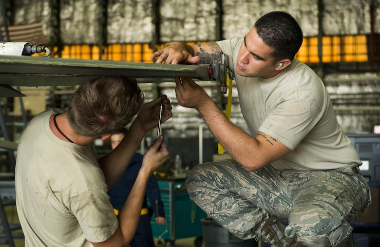 Just a phase: Preventative maintenance keeps jets airborne, pilots safe, mission successful
