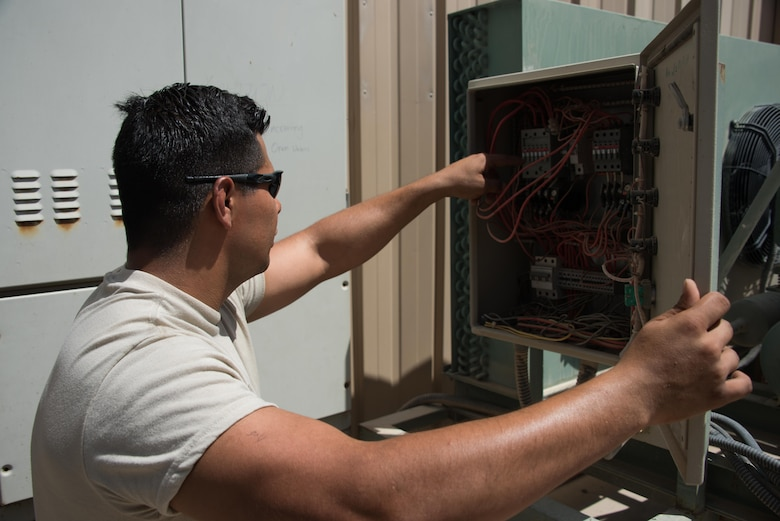 Whether conducting preventative maintenance or responding to needed repairs these dedicated technicians beat the heat and keep cool under pressure as they keep up with daily demands.
