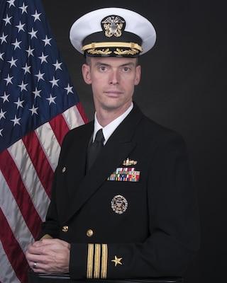 Commander Judd Krier