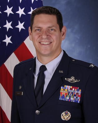 Photo of Col Kunkel Official Photo