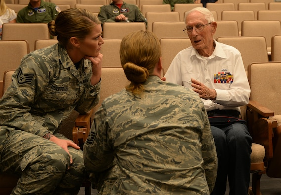 Dyess squadrons celebrate 100 years of service
