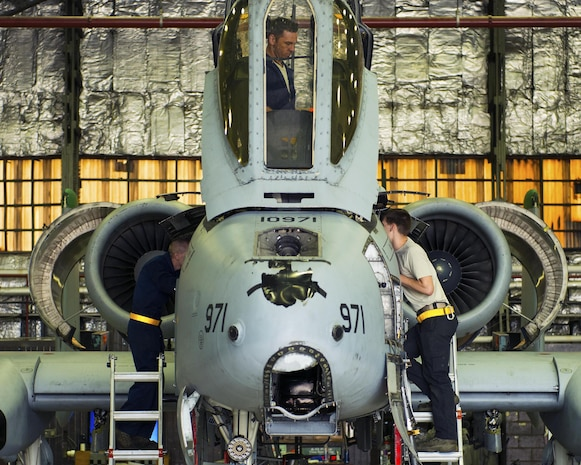 Just a phase: Preventative maintenance keeps jets airborne, pilots safe, mission successful
