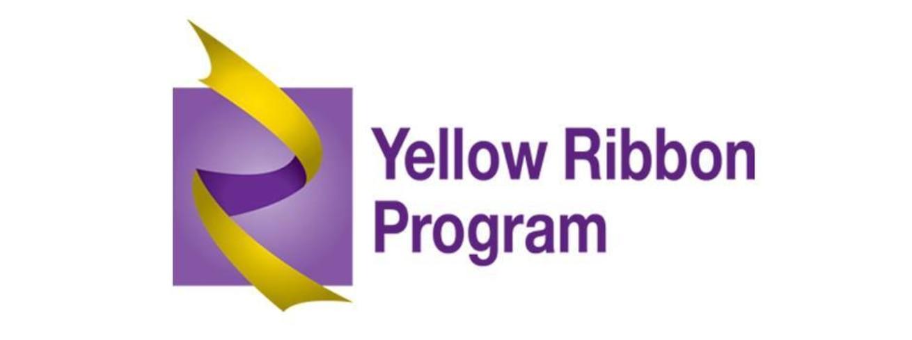 Yellow Ribbon Program Logo
