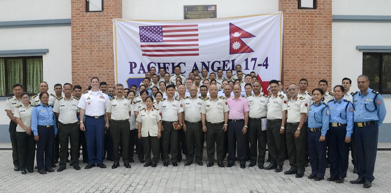 PACAF hosts medical SME Exchange in Nepal