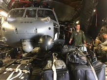 New York Air Guard wings depart for hurricanes
