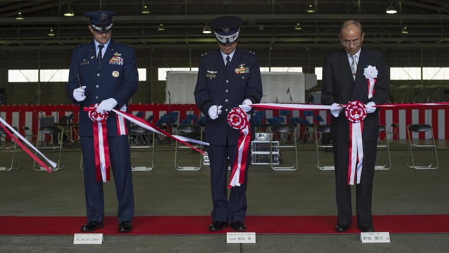 The Pacific Partners Air Festival at Misawa Air Base, Japan, Sept. 10, 2017.