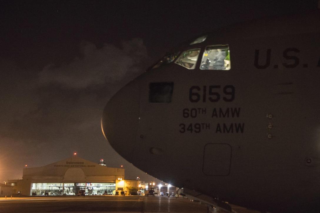 Hurricane Irma Relief Operations
