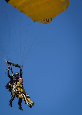 Army Reserve Ambassador Tandem Jump Camp
