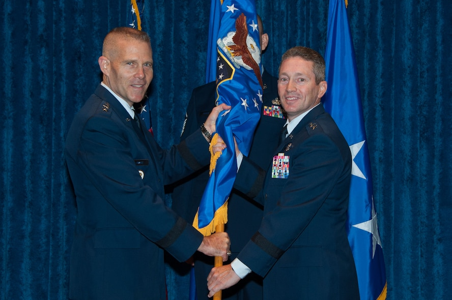 Maj. Gen. Michael Rothstein assumes command of the Curtis E. Lemay Center for Doctrine Development and Education.