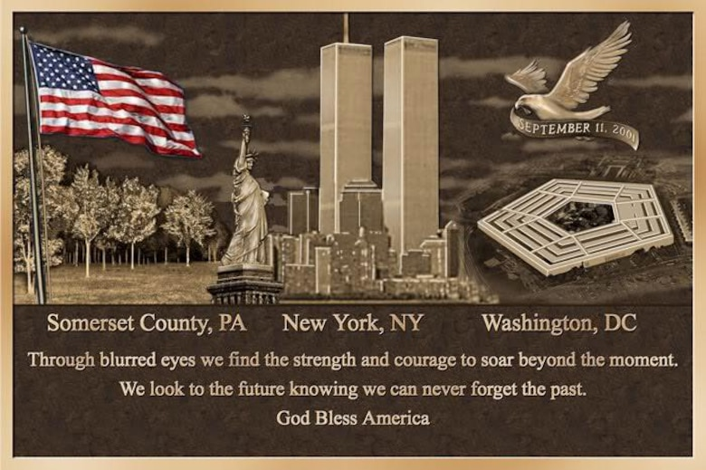 We remember and honor those who lost their lives during the terrorist attacks on September 11, 2001.
