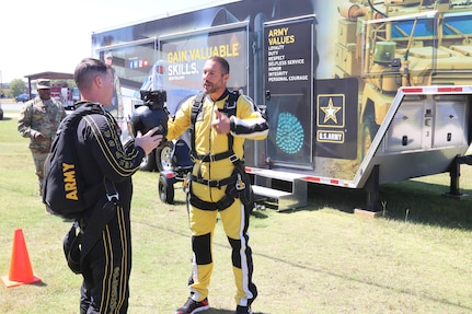 Tandem Time with Golden Knights