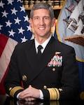 Rear Admiral James Bynum