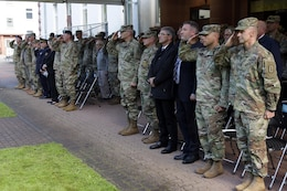 Panzer Kaserne ceremony honors the memory of 9/11