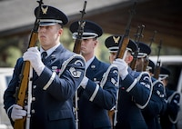 Honor Guard Graduation Sept 2017