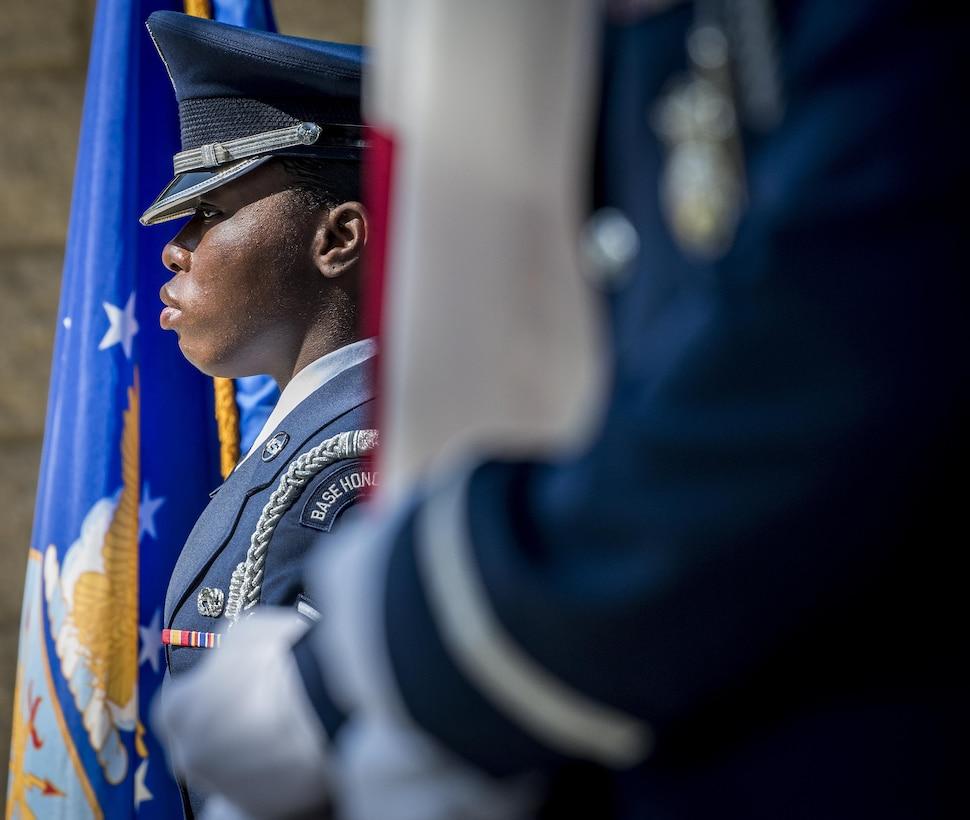 Honor Guard Graduation Sept 2017