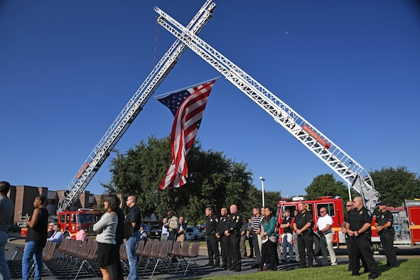 Bossier City 9-11 Remembrance Ceremony