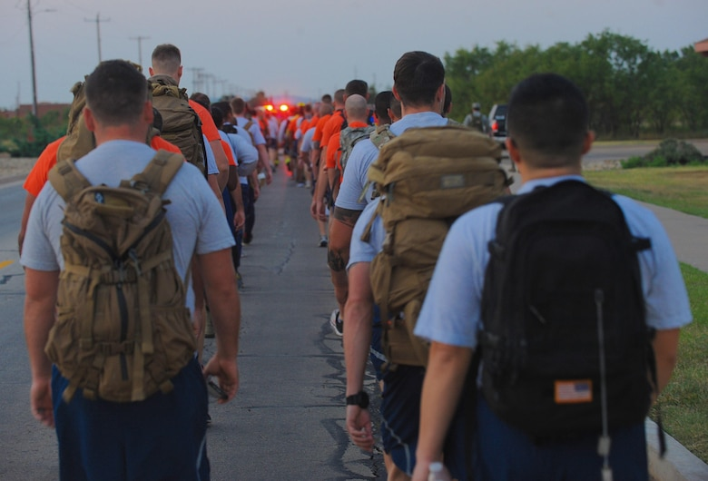 Dyess Airmen remember lives lost on 9/11