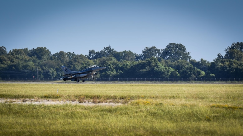 Barksdale Provides Shelter for Evacuated Airmen, Aircraft