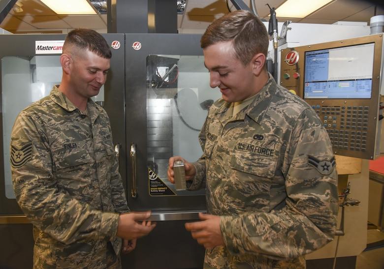 117th Maintenance Squadron Fabrication Shop